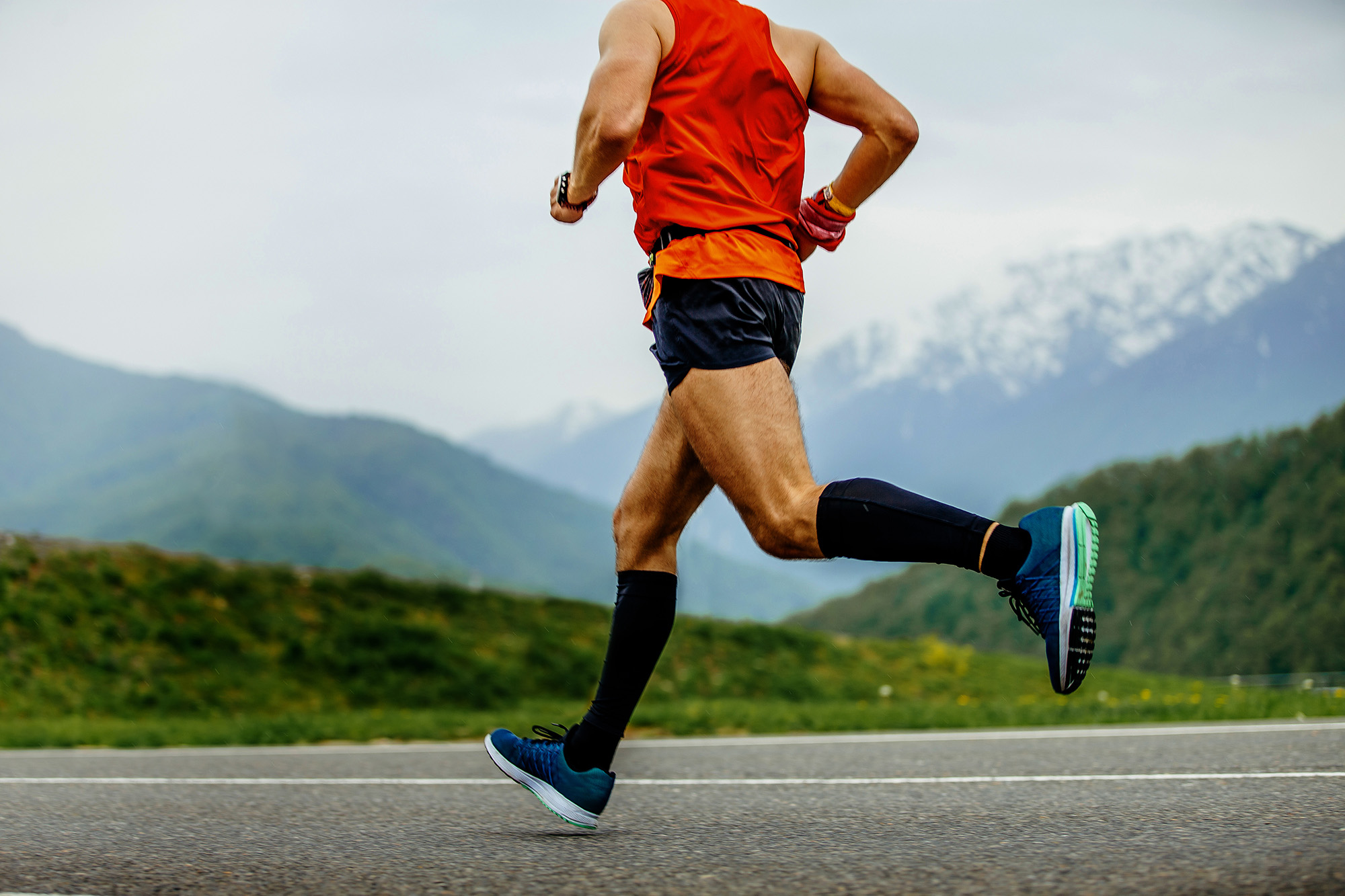 Compression Socks For Runners - Improve